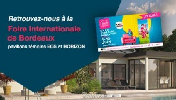 Foire Internationale de Bordeaux – du 1er au 10 juin 2019