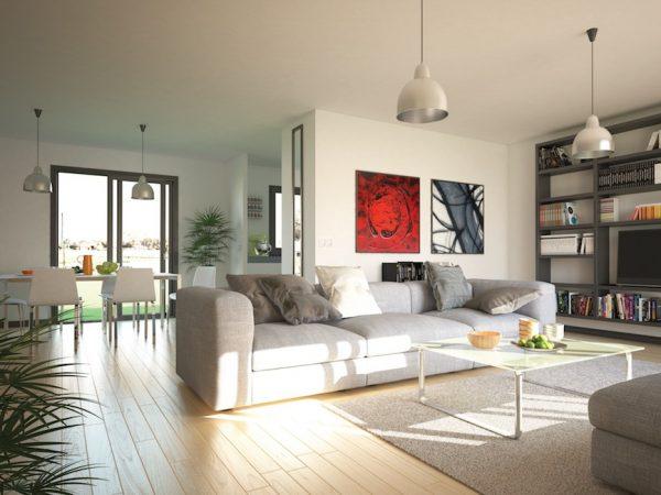 Le logement prêt-à-vivre ou la maison à personnaliser: quelles différences?