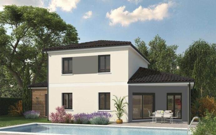 La maison Arpège | 130 m² | 4 chambres