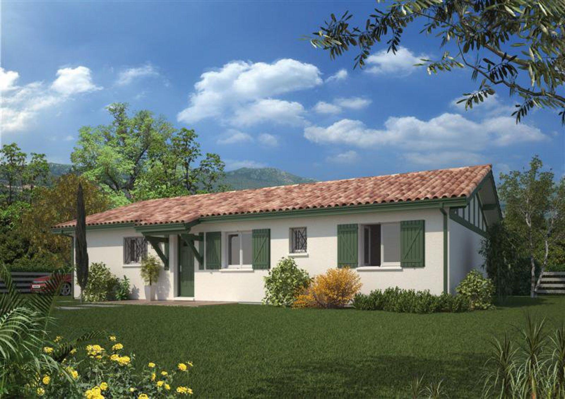 La maison Izarra | 64 à 110 m² | 3 chambres