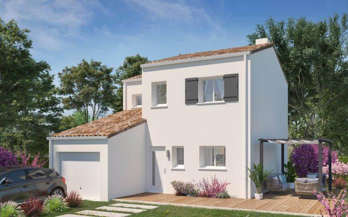 La maison Citadine | 90 m² | 3 chambres