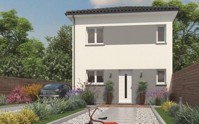 La maison City | 80 m² | 3 chambres