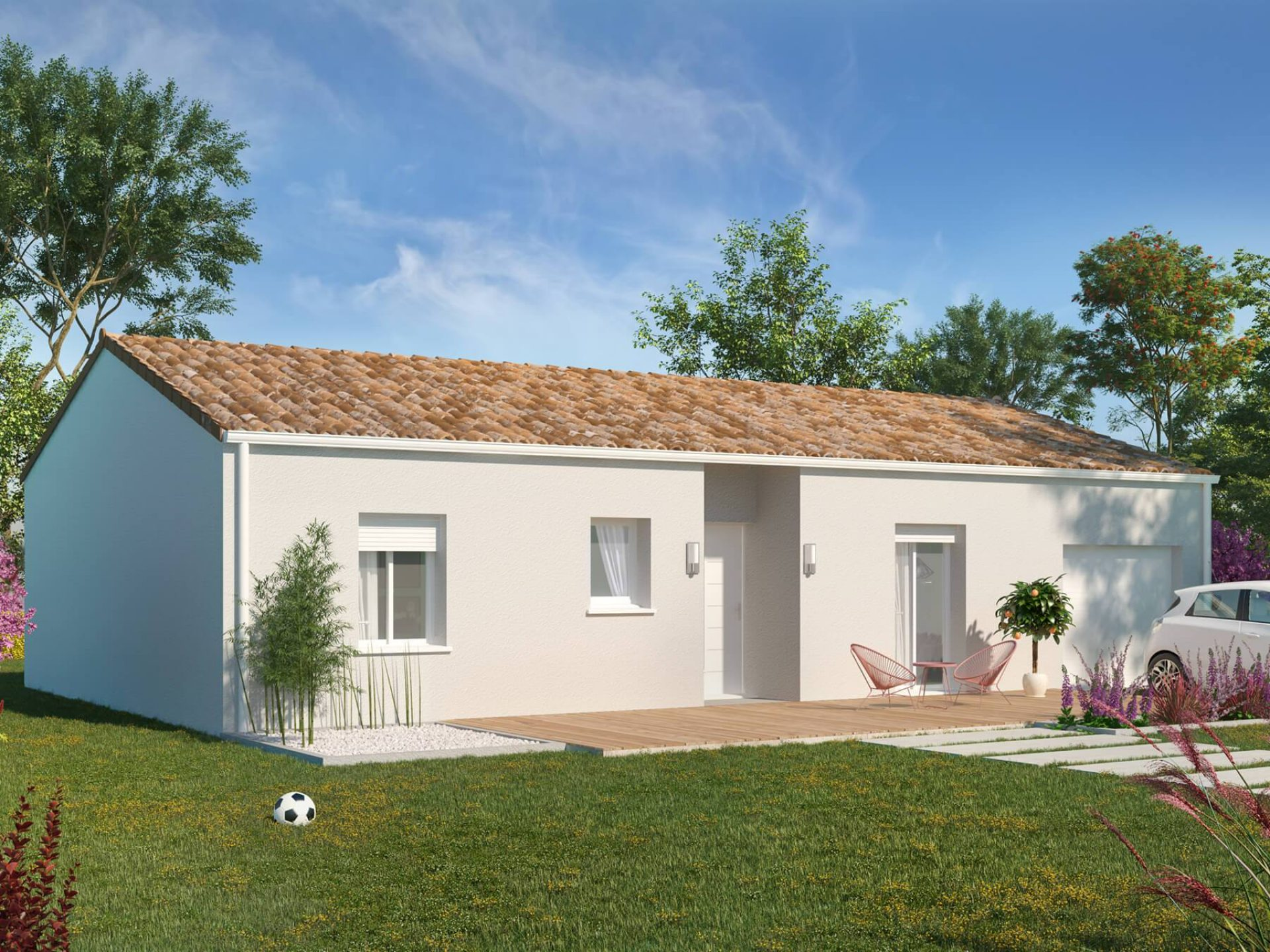 La maison Jeune Budget | 92 m² | 3 chambres