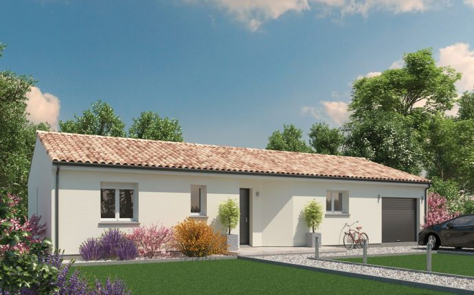 La maison Optima Investisseur | 65 à 90 m² | 2 à 3 chambres