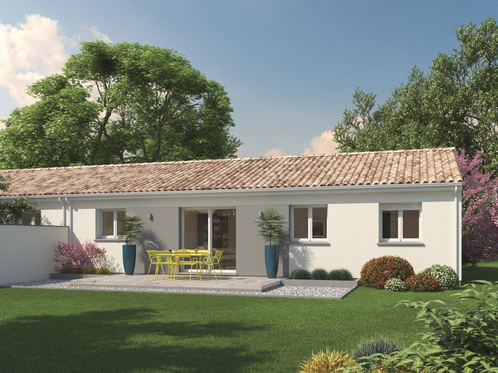 La maison Omega Investisseur | 71 et 89 m² | 2 et 3 chambres