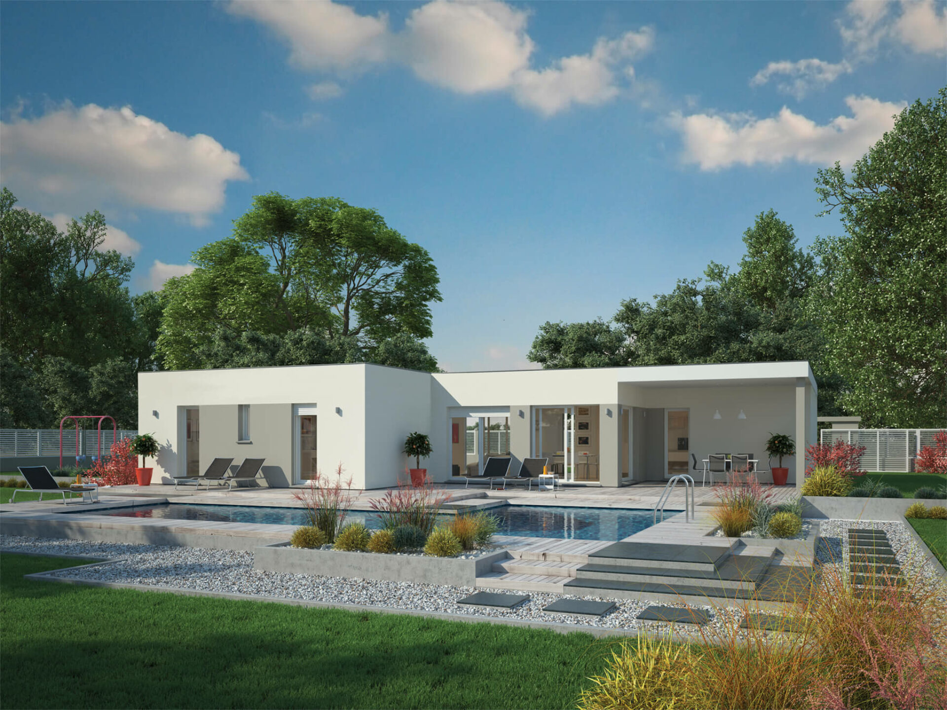 La maison Evolution | 108 m² | 3 chambres