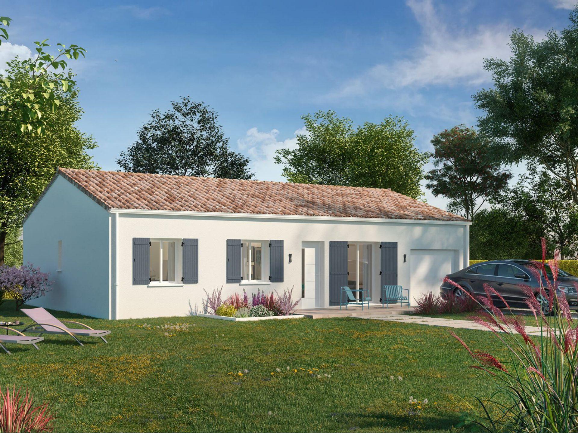 Maison Littoral | de 63 m² à 90 m² | 2 à 4 chambres