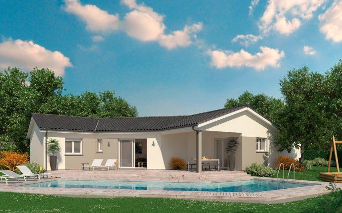 La maison Diamant | 114 m² | 3 chambres