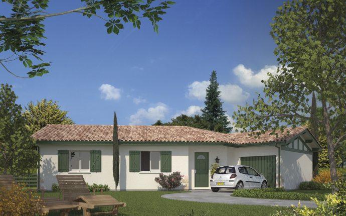 La maison basque Florintxa | de 95 à 132 m² | 3 à 4 chambres