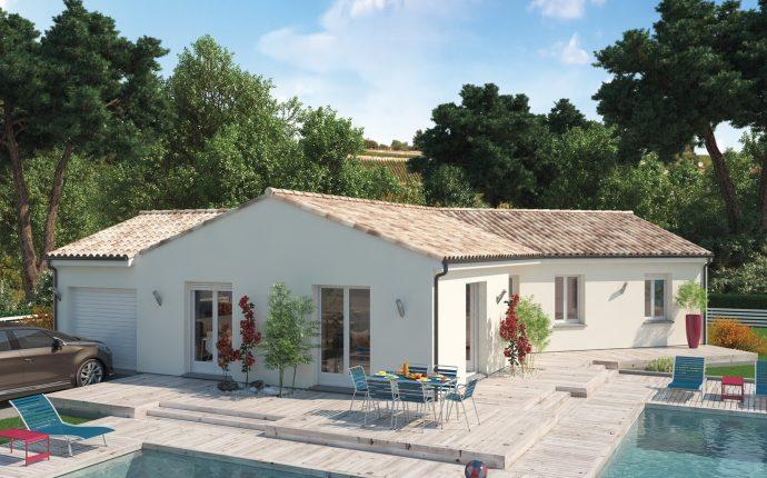 La maison charentaise Marennes | 95 à 132 m² | 3 à 4 chambres