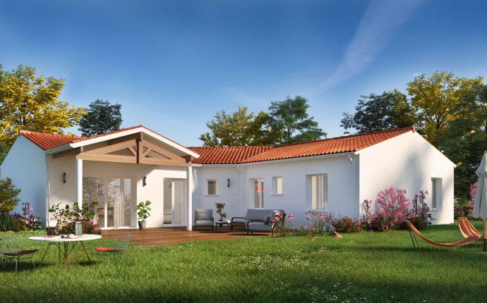 La maison Oléron | 145 m² | 4 chambres