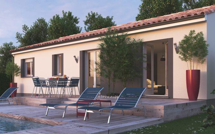 Maison Paradis | de 64 à 110 m²
