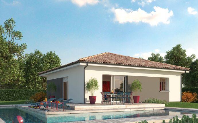 La maison Prisma | 90 m² | 3 chambres