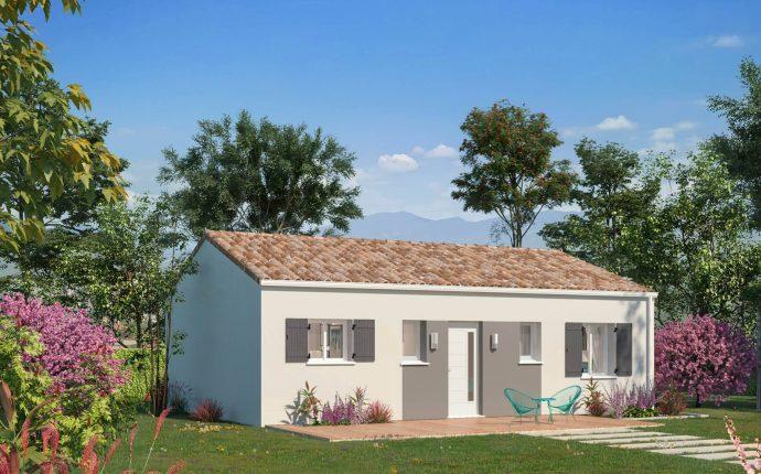 La maison Rivage | 70 m² | 2 chambres