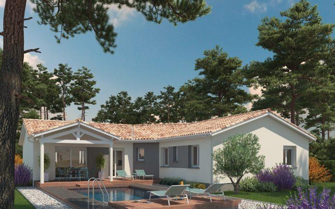 La maison Plaisir Sud | 145m² | 4 chambres
