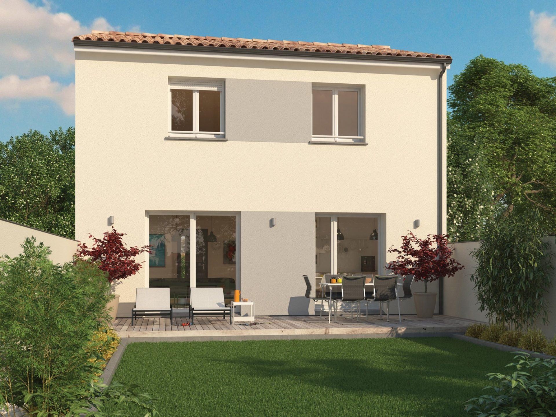 La maison Kuboa Investisseur | 90 m² | 3 chambres