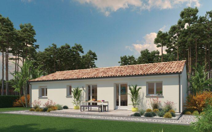 La maison Paradis Investisseur | 90 m² | 3 chambres