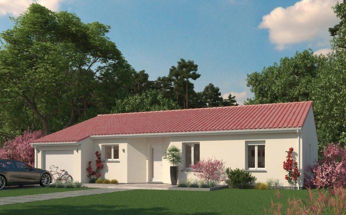 La maison Rochelle | 84 à 128 m² | 3 ou 4 chambres