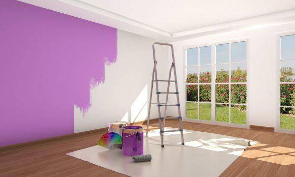 Acheter une maison prête à peindre