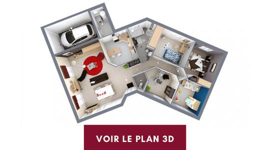 Plan De Maison 3d 4 Chambres 14