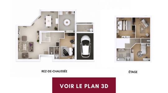 Plan Maison 3d Maisons Mca