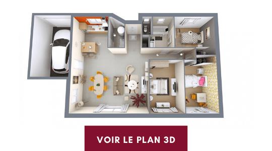 Plan De Maison A 4 Chambres Selection De 1