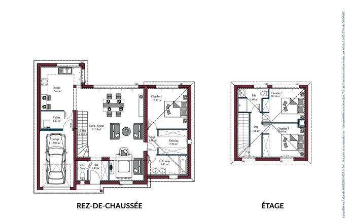 Plan Design | 118 m²