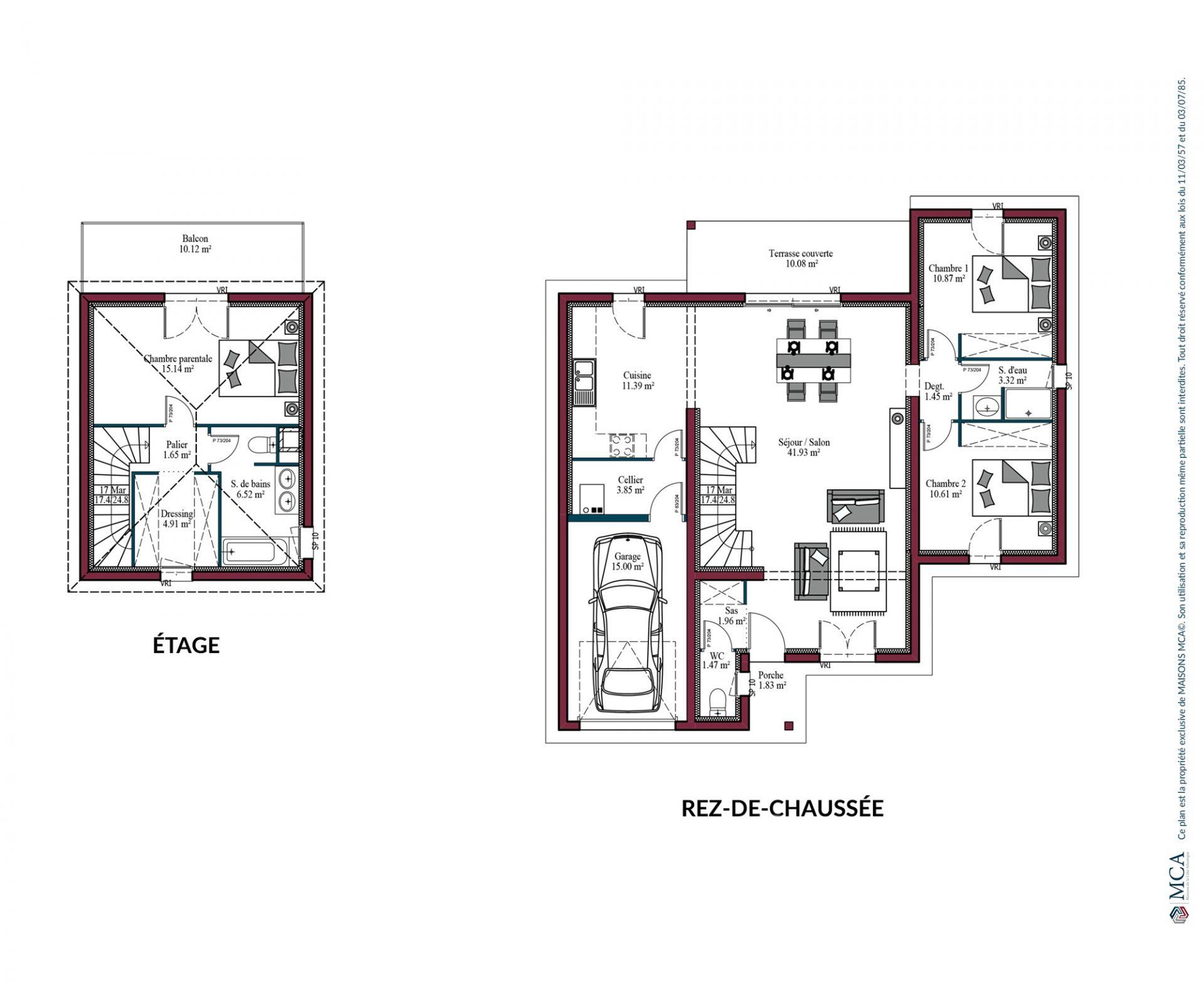 Plan Eden | 115 m²