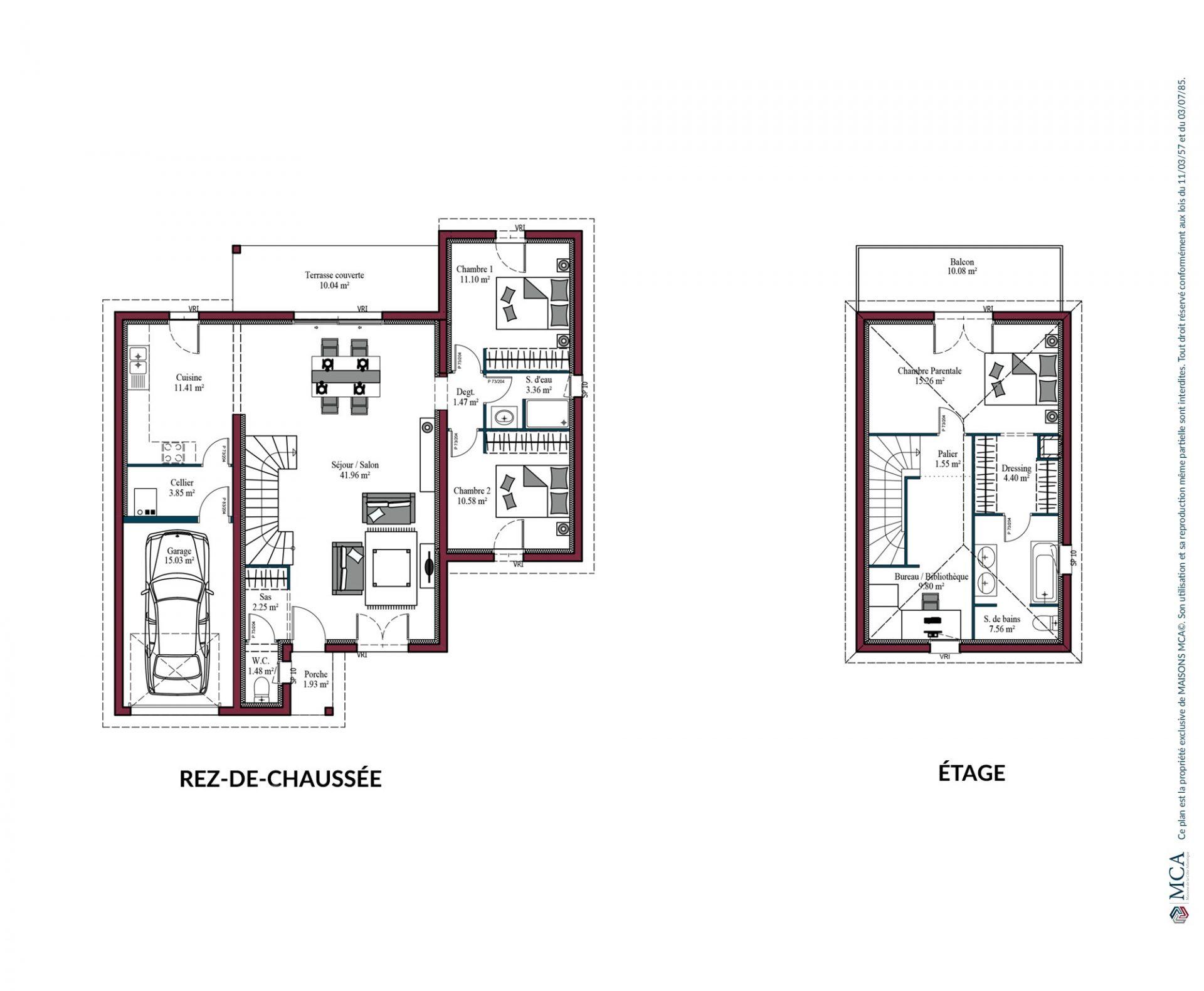 Plan Eden | 126 m²