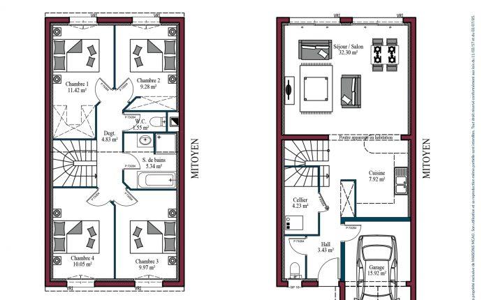 Plan Urbis | 102 m2