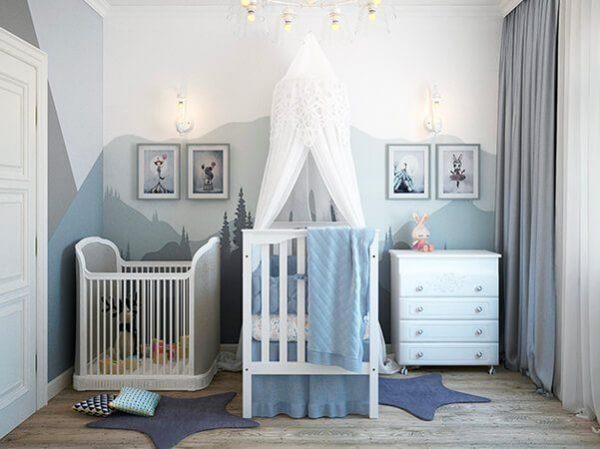 Comment imaginer une chambre d'enfant évolutive ?