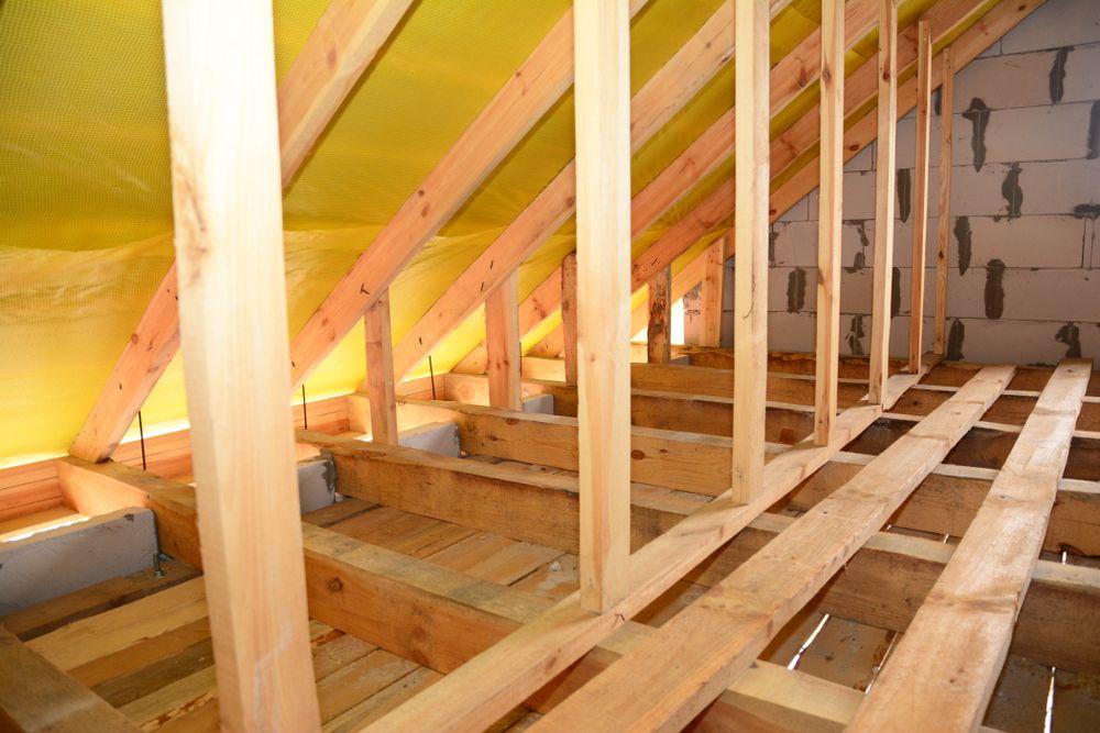 charpente traditionnelle maison contemporaine2
