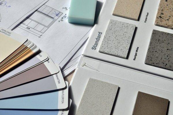 choix peinture maison neuve