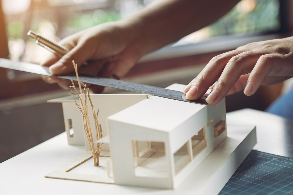 comment faire une maison contemporaine