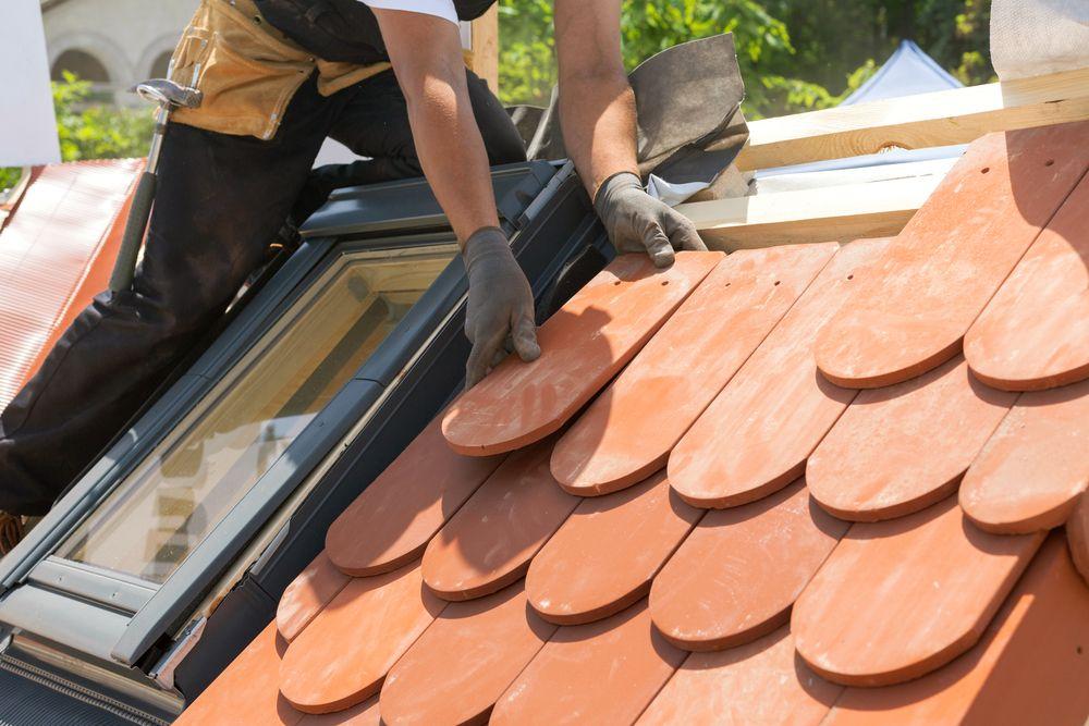 constructeur maison contemporaine le toit et la terrasse