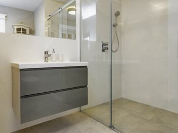 douche italienne construction maison