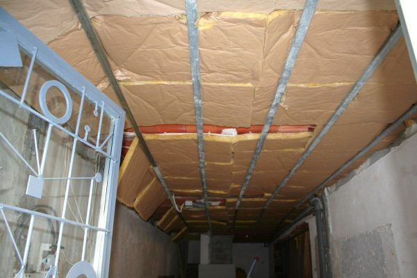 isolation interieure