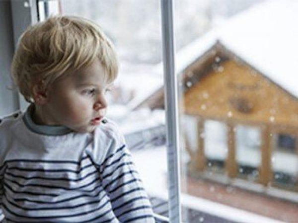 La sécurité des enfants dans la maison