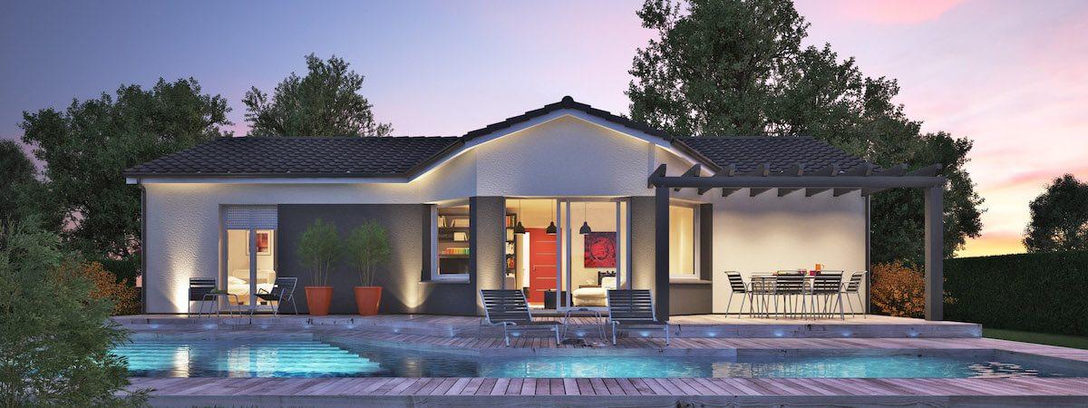 Les constructeurs de maison contemporaines pas chères-3
