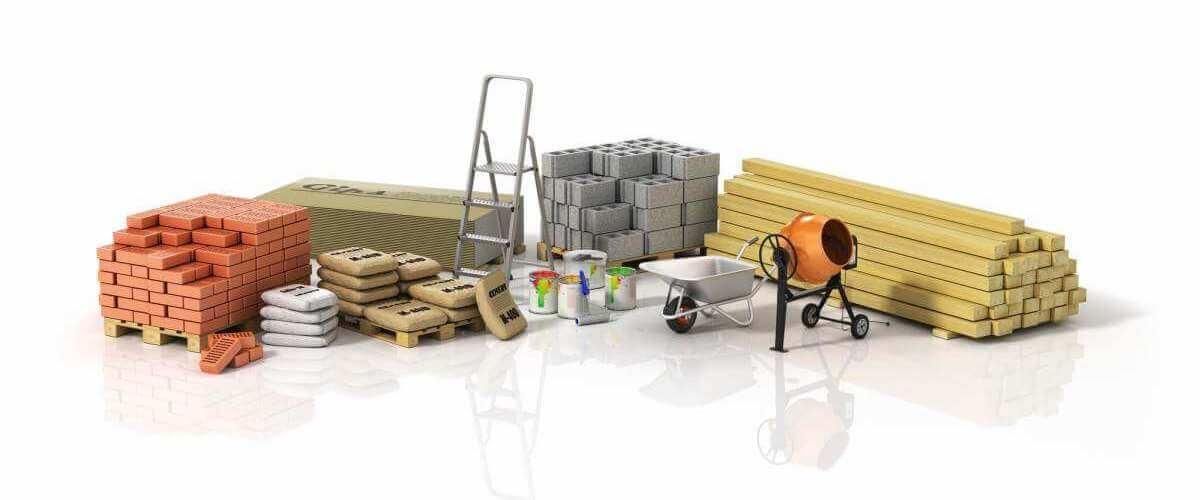 Les matériaux utilisés pour la construction d'une maison-2