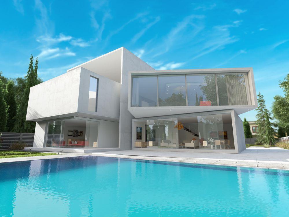 les plus belles maisons contemporaines des exemples 2