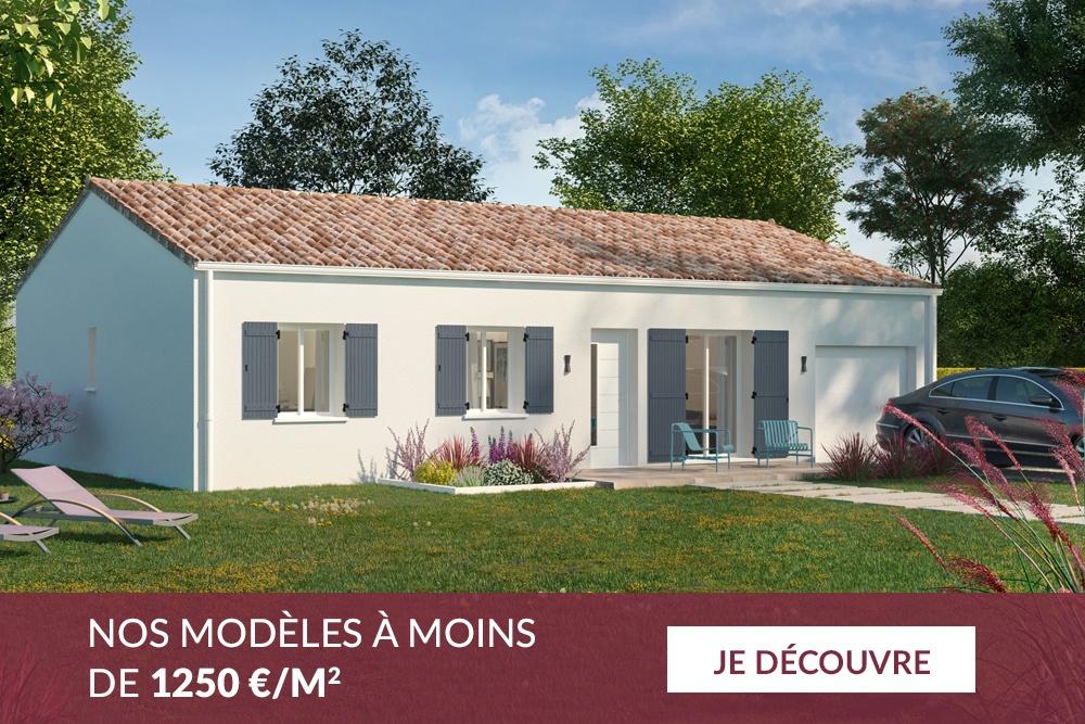 maison 1250euros m2