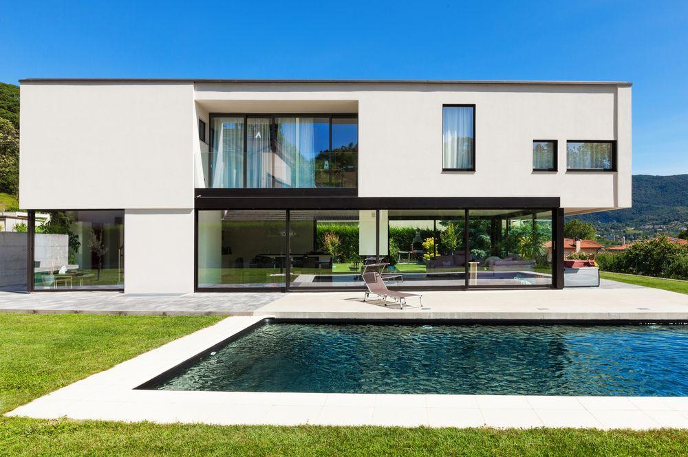 Concevoir Une Maison Contemporaine De Plain Pied Avec 4 Chambres