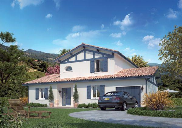 Construire une maison neuve dans les Pyrénées Atlantiques