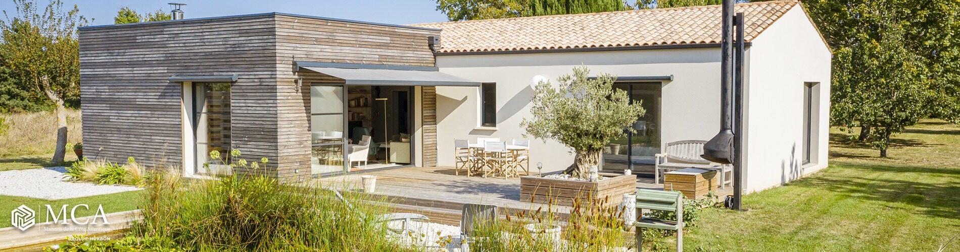 Maison passive en Charente