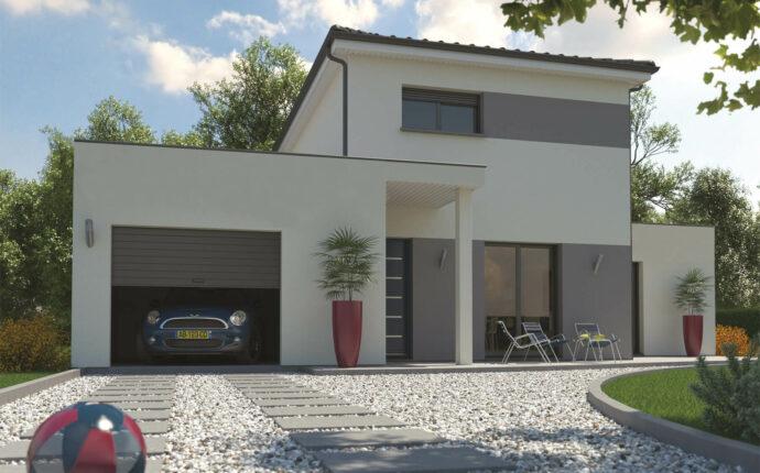 Maison Eden | 115 et 126 m² | 3 chambres