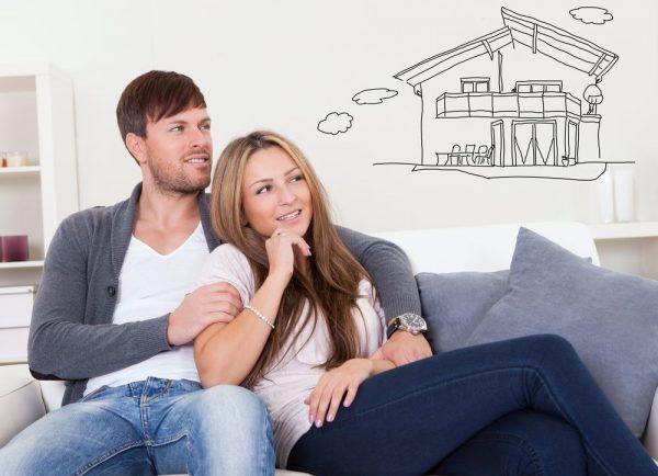 plan maison contemporaine