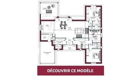 plan maison moderne horizon-1