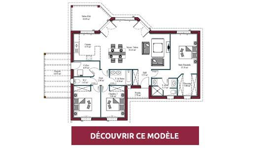 plan maison moderne lumierezen