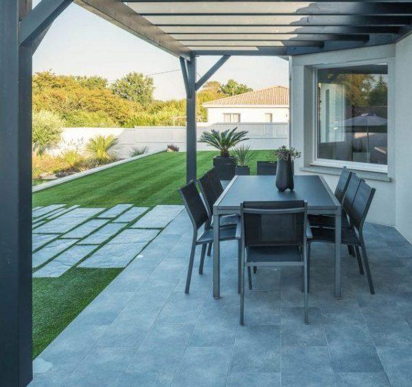 Le choix de la terrasse pour sa maison neuve